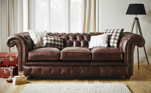 Een Klassiek Interieur : Chesterfield meubelen de basis voor een klassiek interieur
