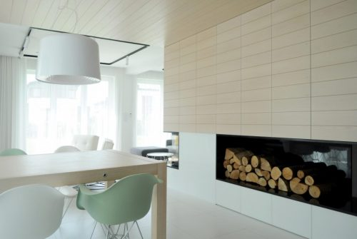 Modern Scandinavisch interieur