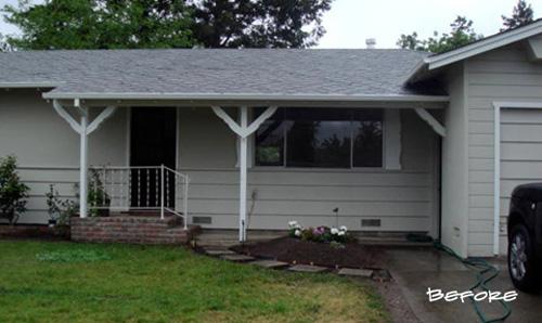 Een Ranch house transformatie!