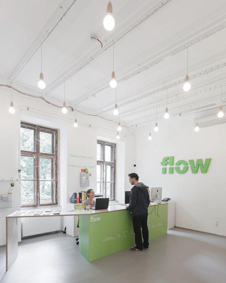 FLOW Hostel in Boedapest