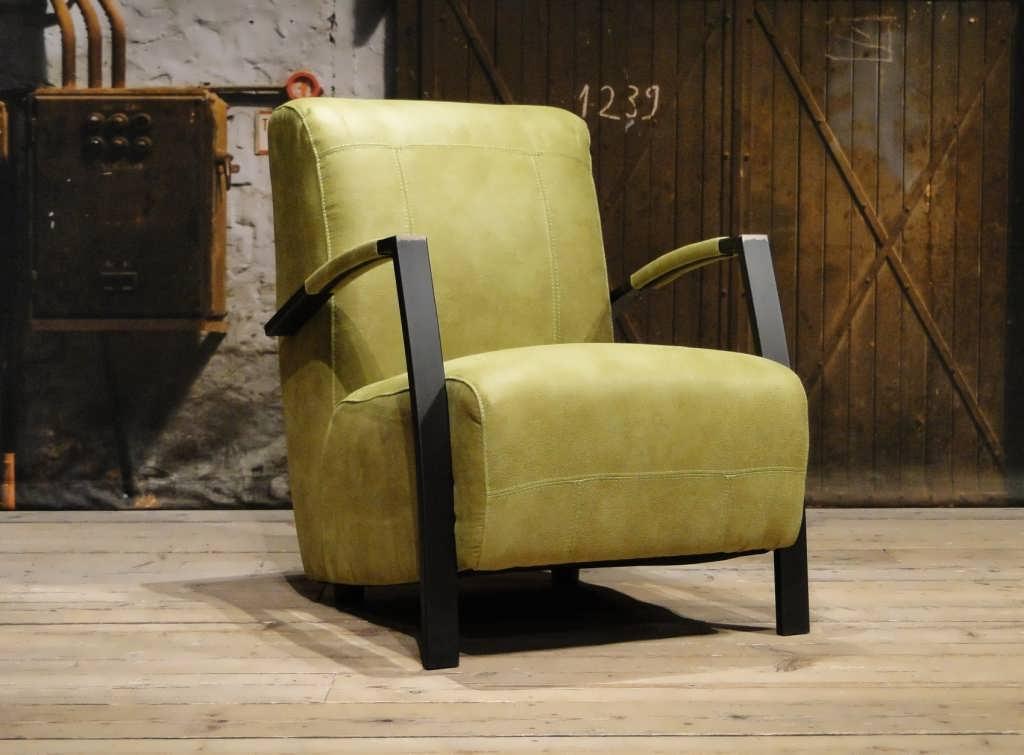 Vintage fauteuil Basil