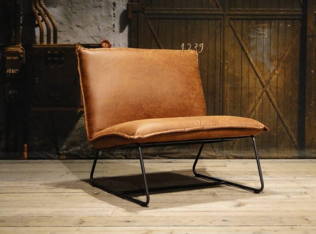 Industriële fauteuil Sydney