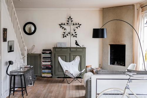 Groene accenten in huis
