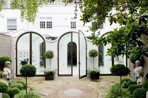 Huis in Hyde Park London