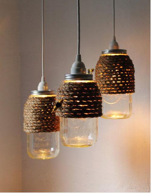 Je eigen lamp maken
