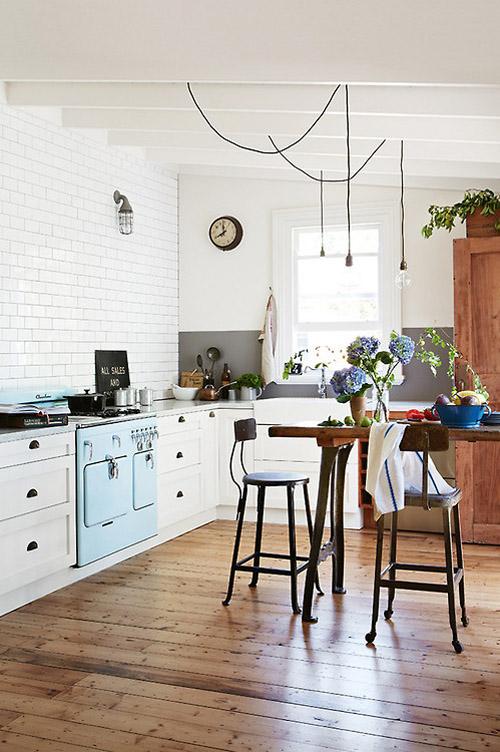 Leuke speelse elementen in de keuken
