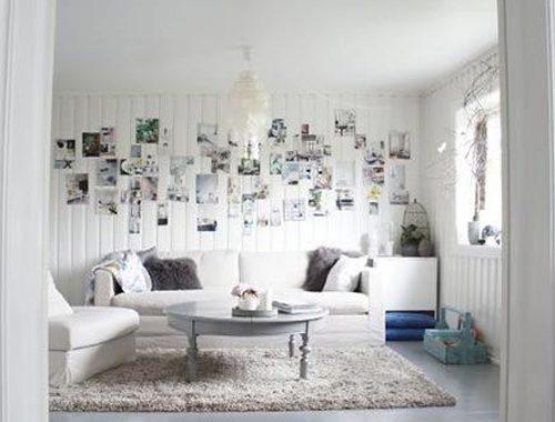 Mooie grijze vloeren