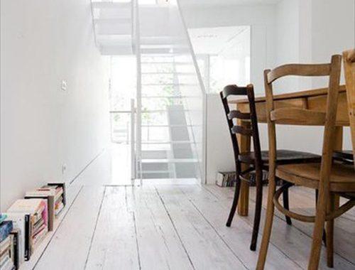 Mooie houten vloeren