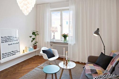 Mooi jaren dertig appartement