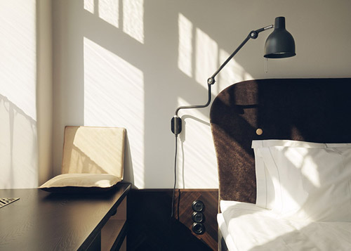 Slaapkamers van Miss Clara Hotel in Stockholm