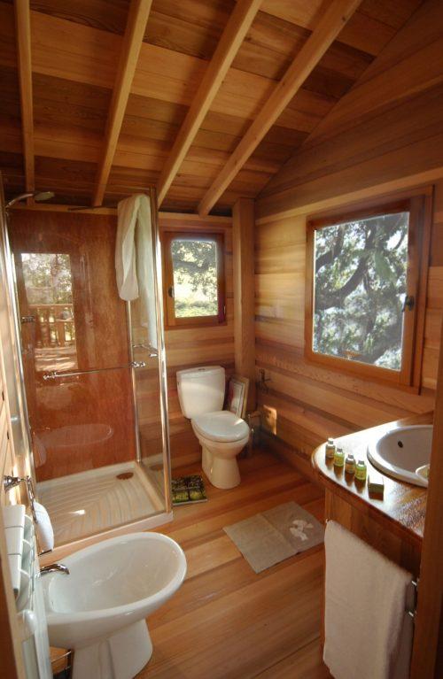 Meest luxe en romantische boomhut ooit!