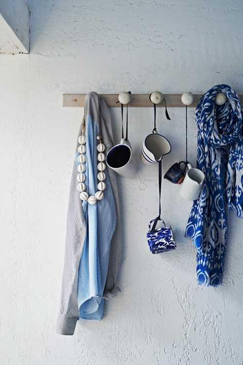 Voeg wat blauw toe aan je interieur!