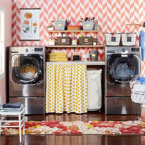 Wasruimte in huis