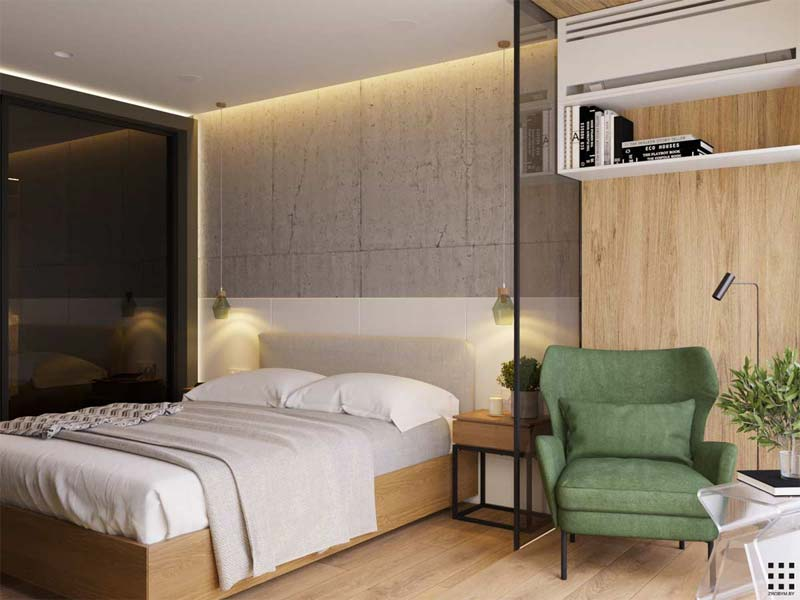 airco ombouw slaapkamer
