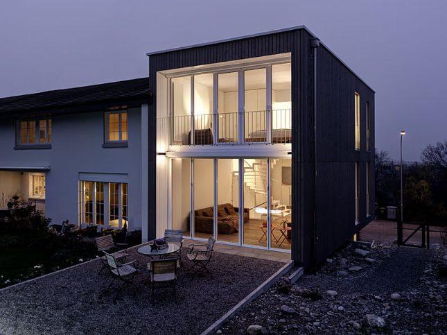 Architect Daniele Claudio Taddei heeft dit huis ontworpen voor opa en oma!