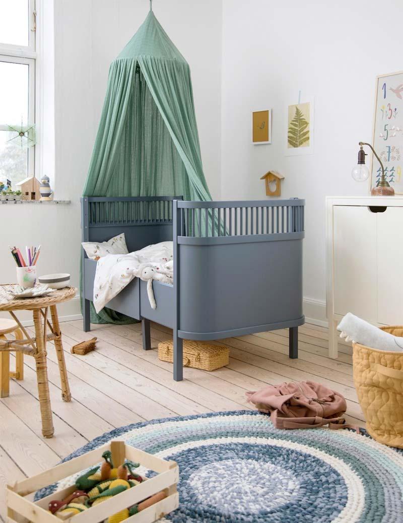 babykamer inrichten tips meegroeibed