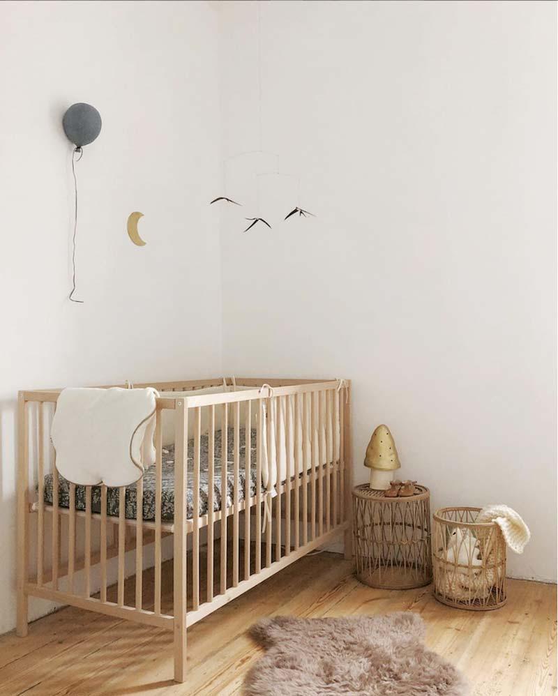 babykamer inrichten veiligheid