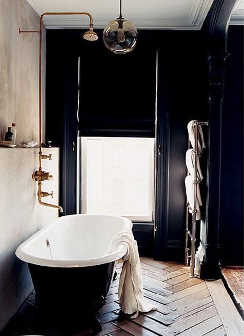 Baderen in stijl