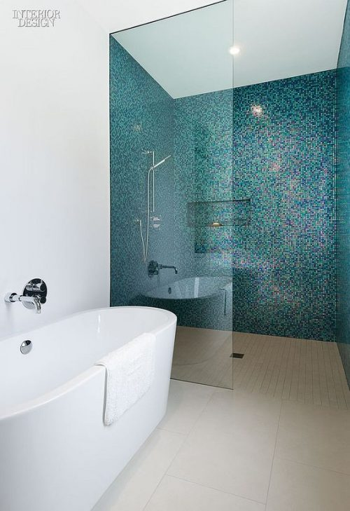 Mozaiek Tegels Badkamer.Kleine Vierkante Mozaiek Tegels Huis Inrichten Com