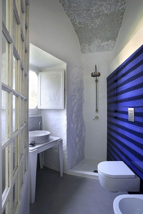 Badkamer ontwerpen door Italiaanse architect
