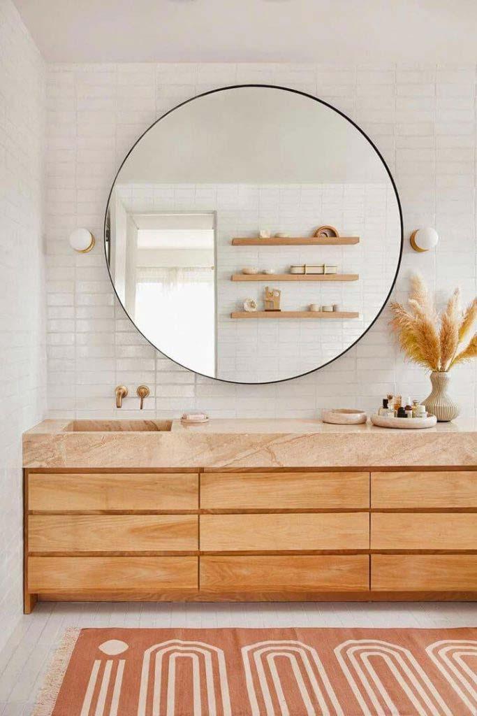 badkamer opruimen marie kondo decoratie