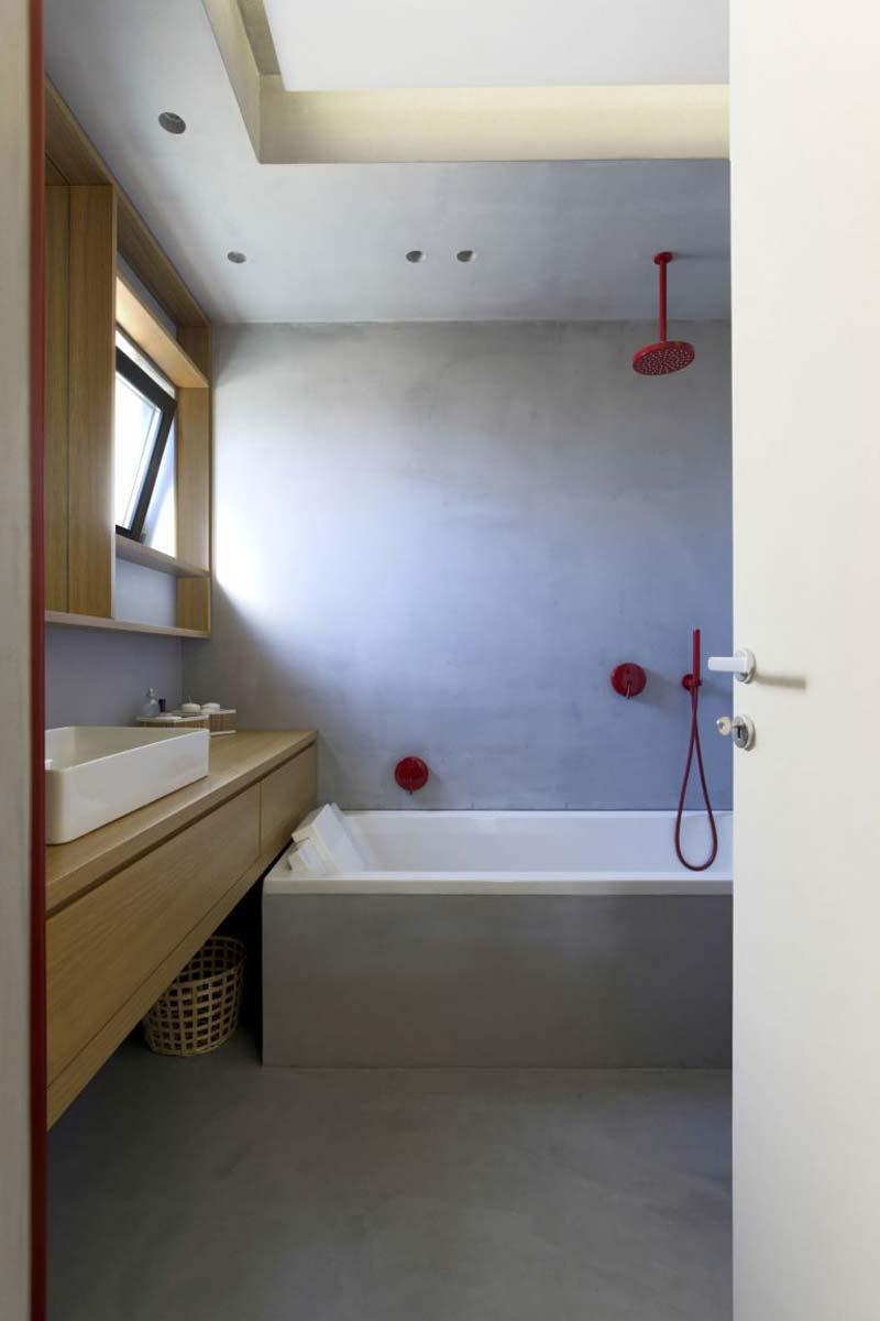 badkamer renoveren tips betonstuc