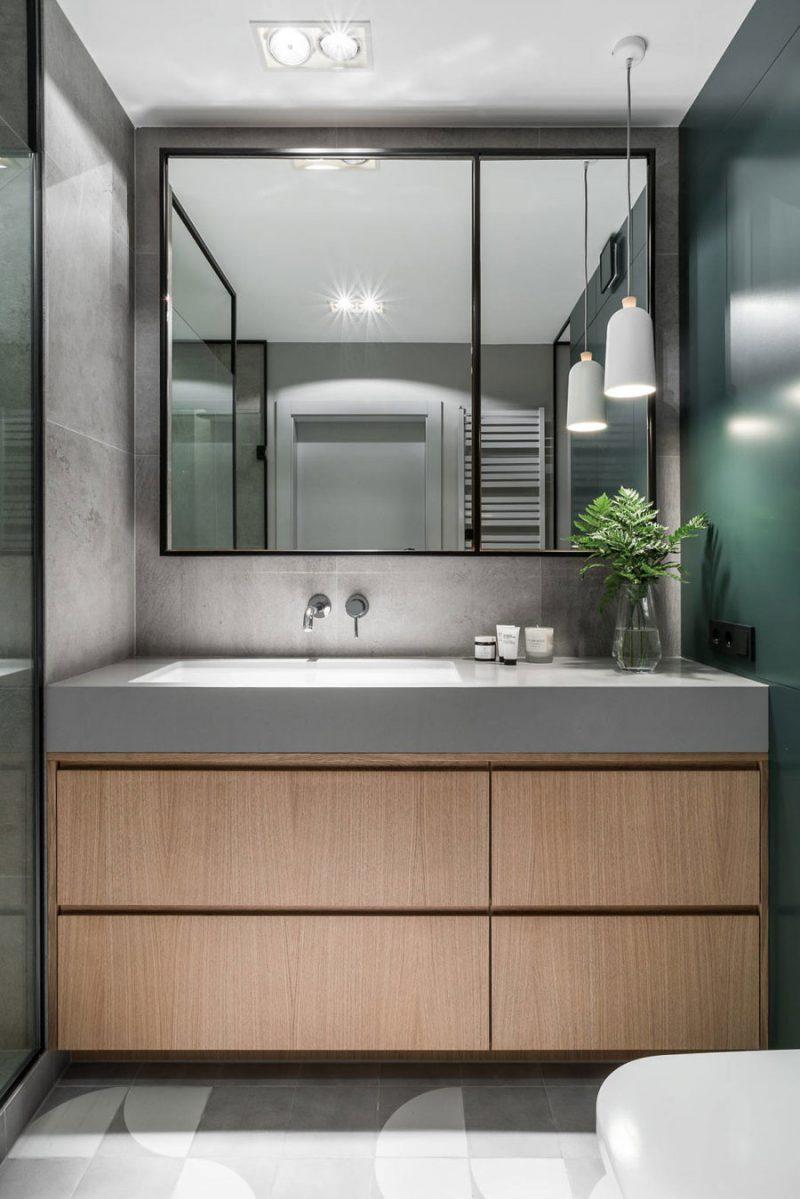 Badkamer renoveren tips - opbergruimte maatkast