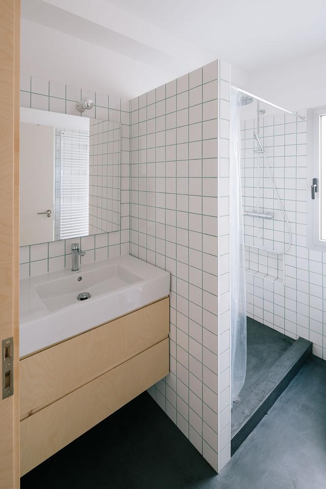 badkamer renoveren tips voegen kleur
