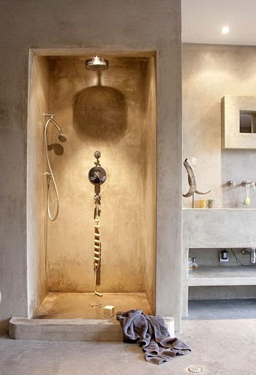 badkamers voorbeelden hammam inloopdouche