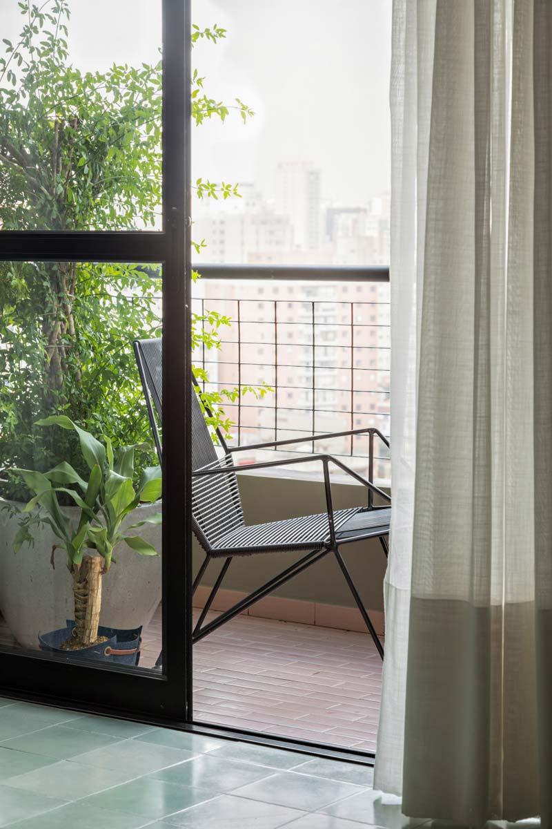 balkon ideeen appartement