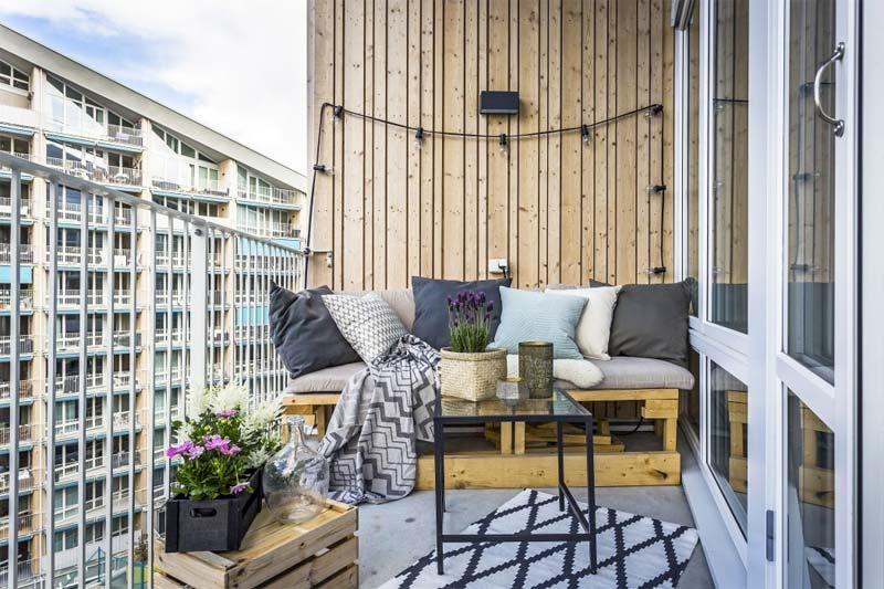 balkon ideeen sfeerverlichting