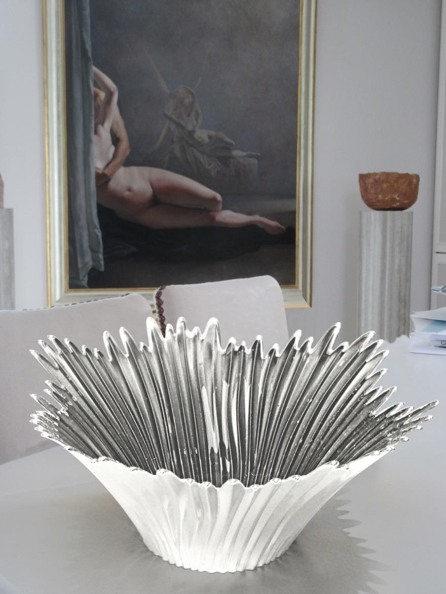 beeldende kunst in huis schaal
