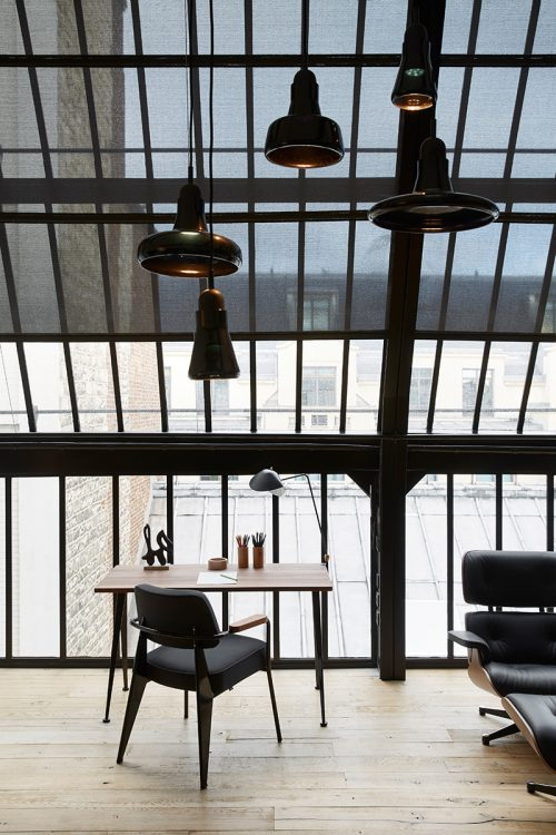 Binnenkijken in Hotel du Ministère in Parijs