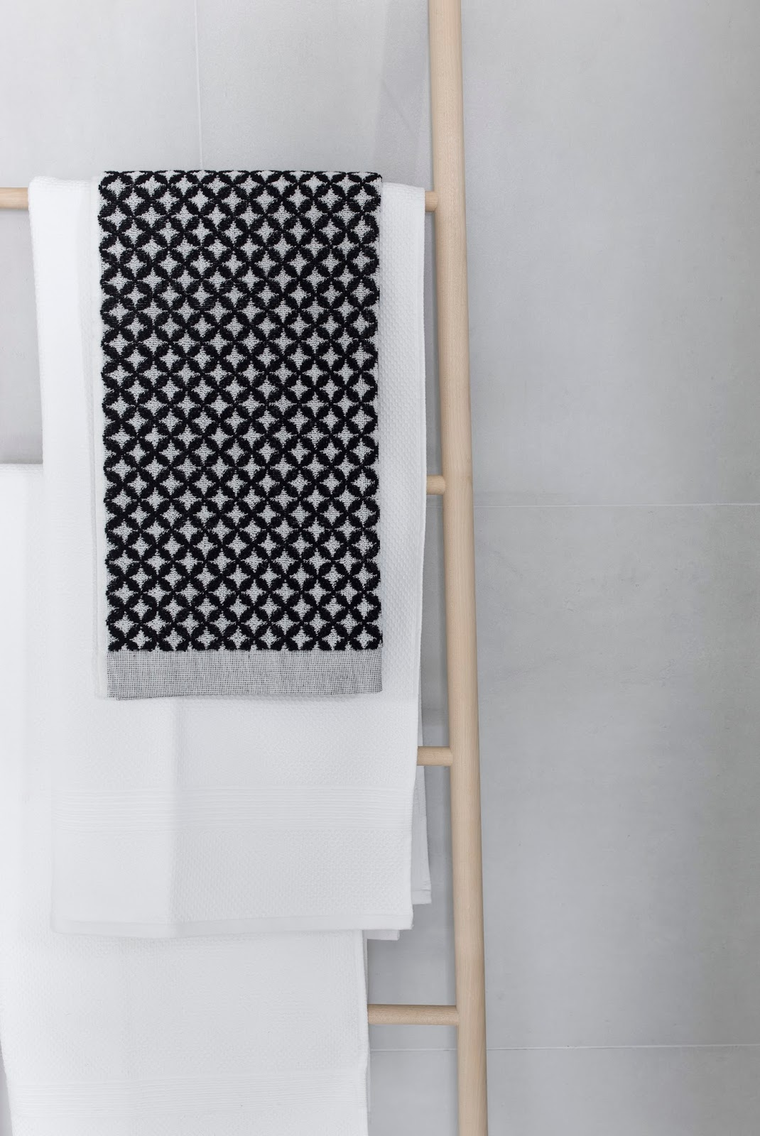 blankhouten-ladder-badkamer