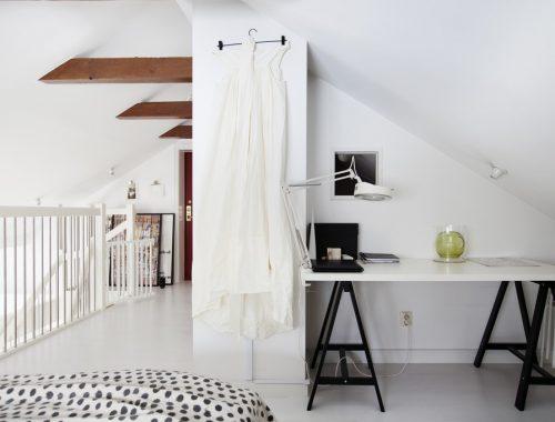 Bureau slaapkamer