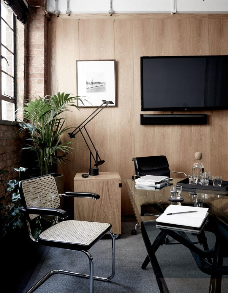 Communicatiebureau Studio Four23 heeft hun eigen kantoor ontworpen