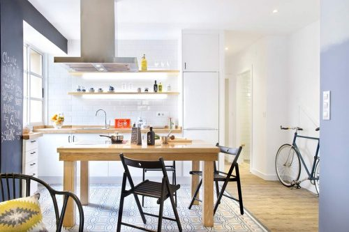 Compacte Woonkamer Inrichting : Compacte woonkamer met spaanse invloeden