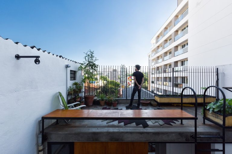 Een dakterras als woonkamer