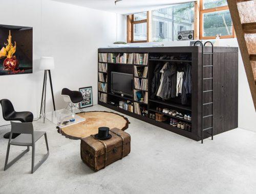 dé perfecte meubel voor kleine appartementen!