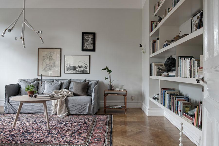 Boekenkast In Woonkamer : Zo bouw je een boekenkast in je woonkamer