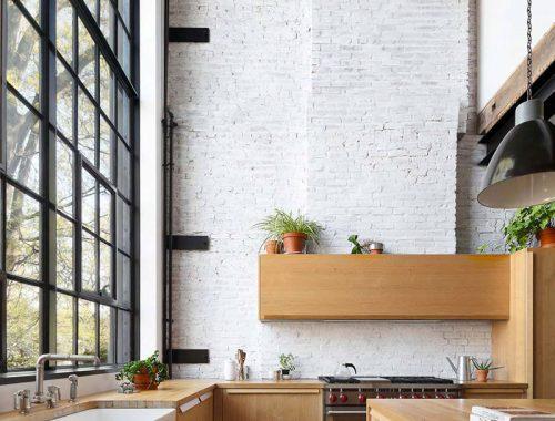 Dit historische herenhuis in Brooklyn is super stoer verbouwd!