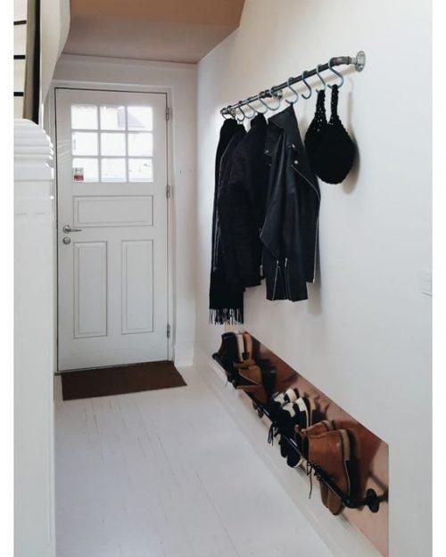 Verwonderlijk 15x Kapstok voor een smalle hal | Huis-inrichten.com AD-47