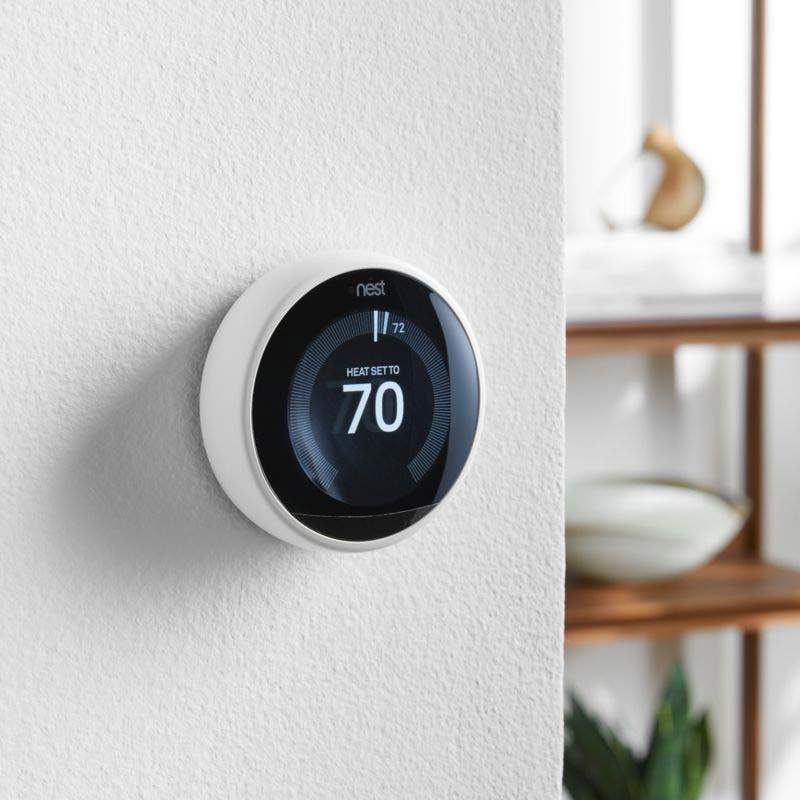 duurzaam wonen slimme thermostaat