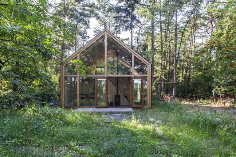 Duurzame Indigo atelierwoning