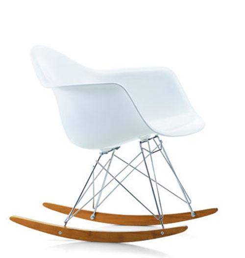 Eames Plastic Armchair stoel