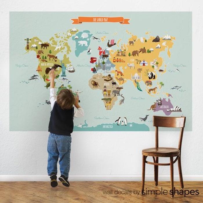 educatieve-wereldkaart-poster-kinderkamer