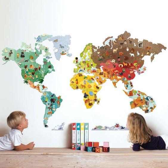 educatieve-wereldkaart-sticker