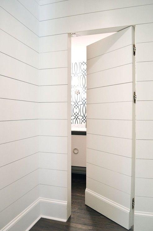 Een geheime deur naar een geheime kamer