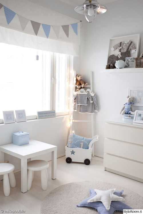 Babykamer Jongen Inrichten.Een Neutrale Jongens Kinderkamer
