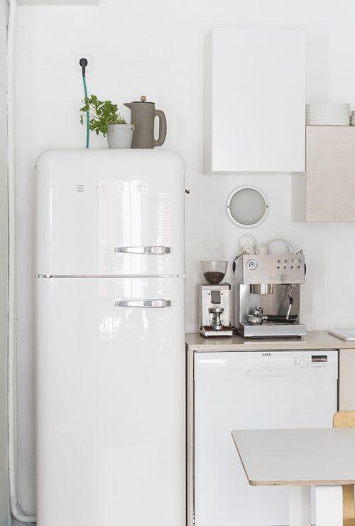 Eenvoudige Finse keuken